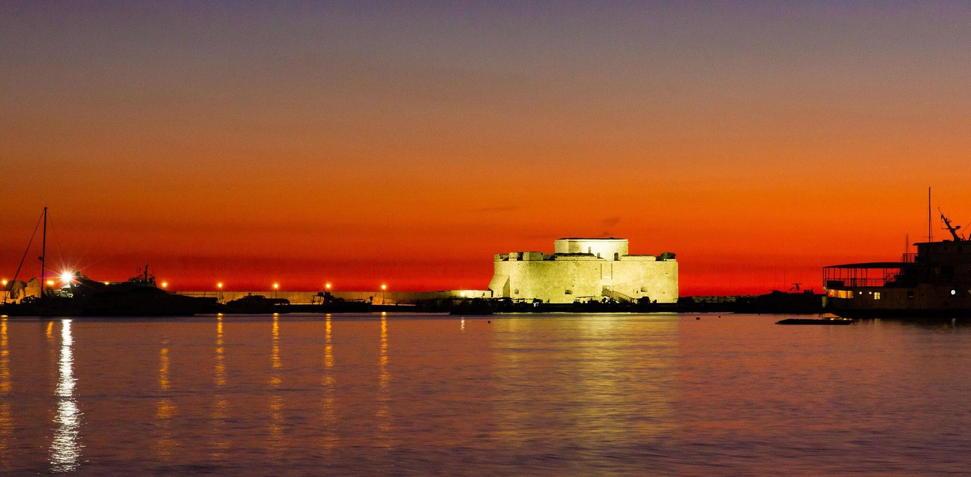 Paphos-Harbour