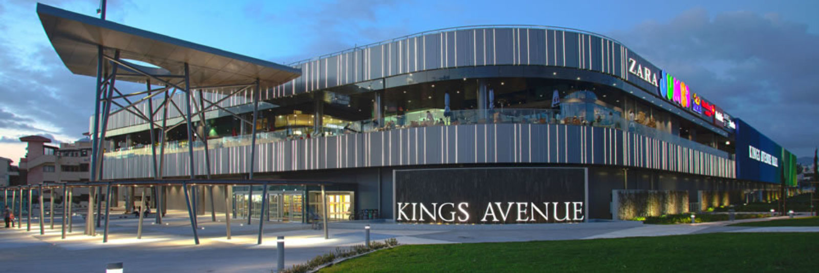 Kings Avenue mall Pafos