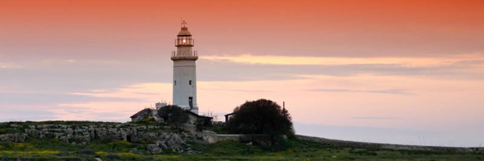 Paphos Light House
