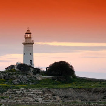 Paphos Light House